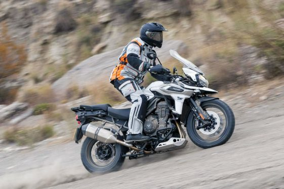 Triumph Tiger 1200 Review Adventure Bike