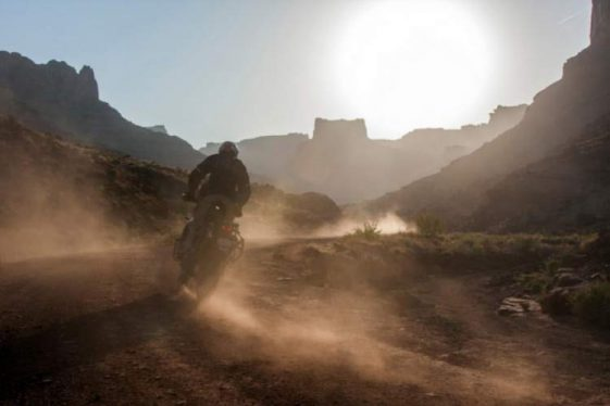 Colorado Utah Dual Sport Motorcycle Tour