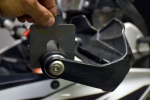 Black Dog makes getting an accurate measurement for the spacing a no-brainer with the included adjustment shim.