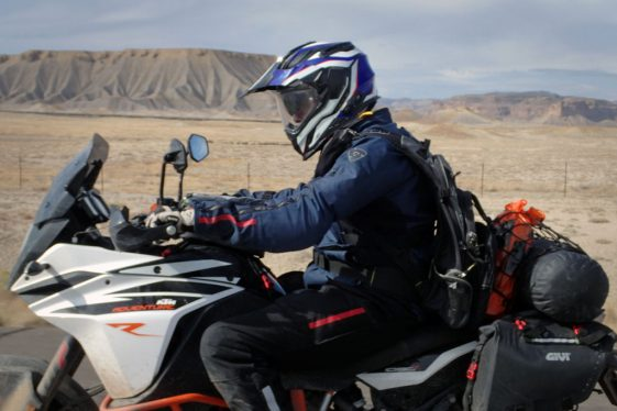 KTM 1090 Adventure throttle control cruise control
