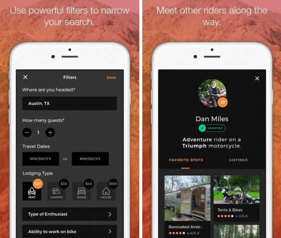 BikerBuddy: Adventure Motorcycle App