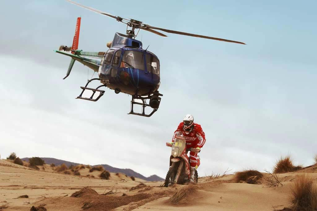 Dakar Rally racing