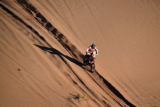 Dual Sport Dakar 2018 Rally