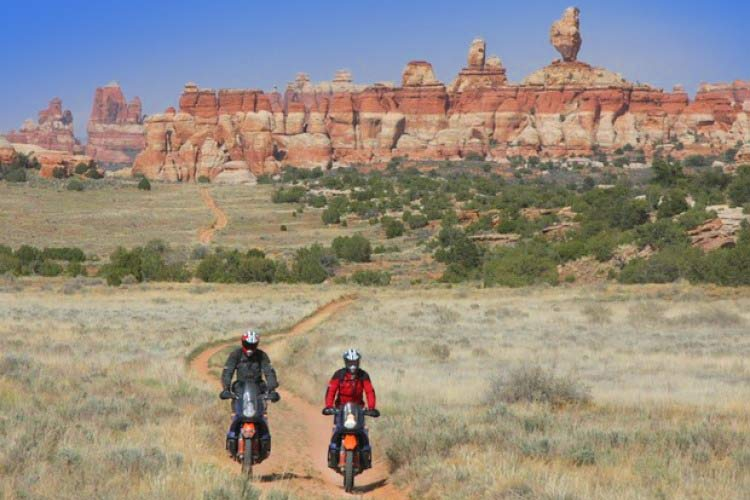 Moab Adventure Training Motorcycle Tour - Sep. 21-27, 2019 - ADV Pulse
