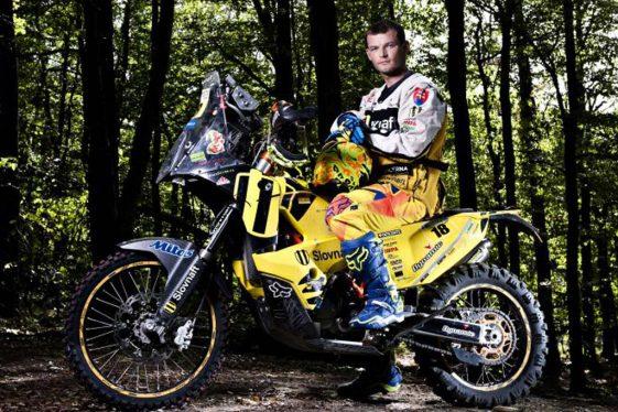 Dual Sport Dakar 2018 Rally Stefan Svitko