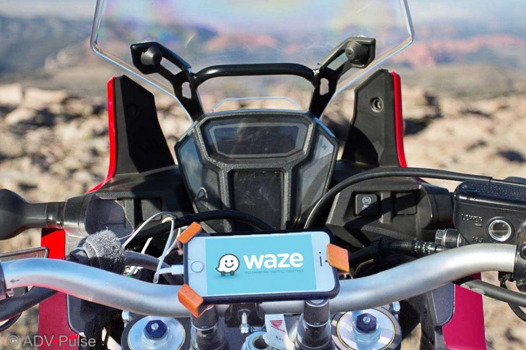 Popular Navigation App Waze Gets Motorcycle-Friendly