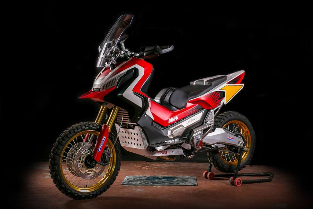 X End A More Dirt Worthy Honda X ADV Is Born