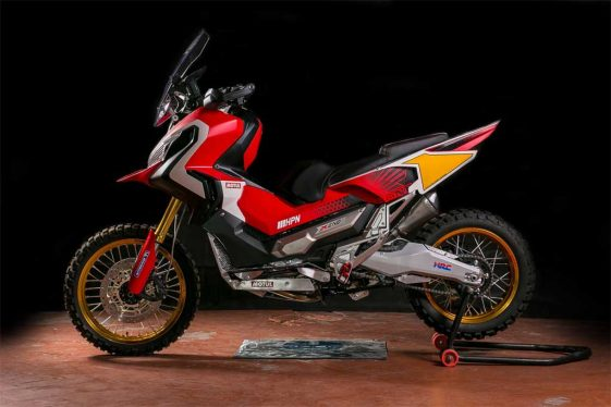 Honda X-ADV X-End off road adventure motorcycle scooter