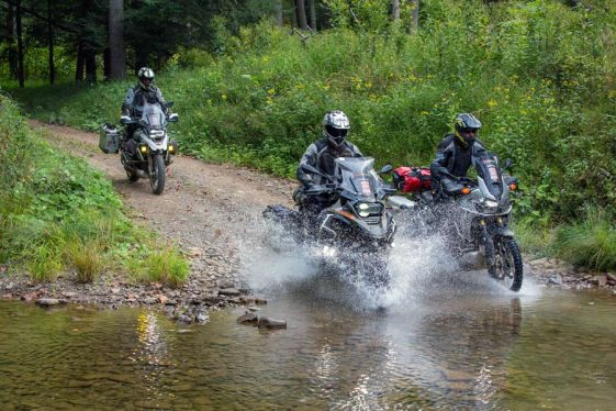 Mid Atlantic Backcountry Discovery Route Dual sport Adventure Motorcycle