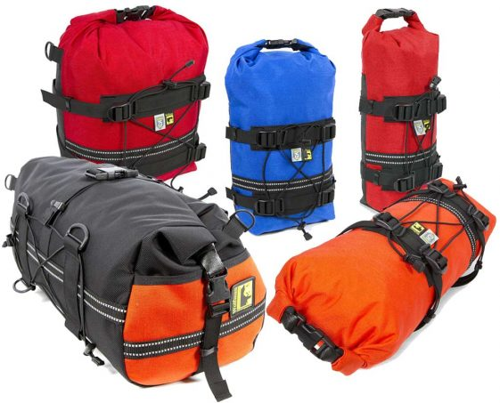 Wolfman Luggage 303 Motorcycle Roll-Top Bags