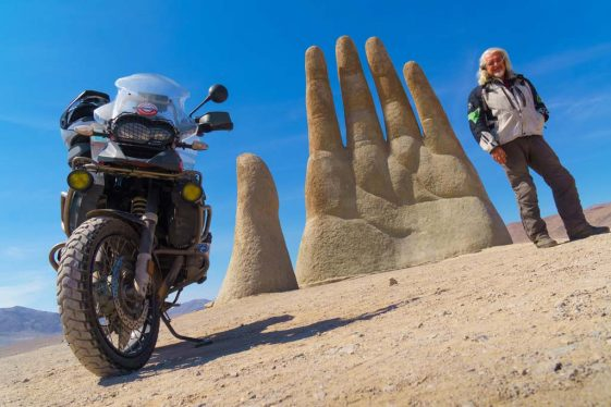 Joseph Savant Adventure Motorcycle blogs