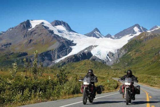 Alaska Wild Motodiscovery Ride And Train Adventure Motorcycle Tour