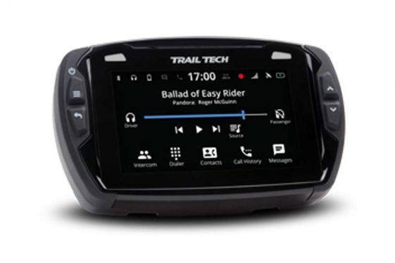 Trail Tech Voyager Pro Dedicated GPS Unit for adventure Motorcycle