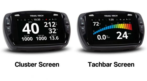 Trail Tech Voyager Pro Dedicated GPS Unit for Motorcycle