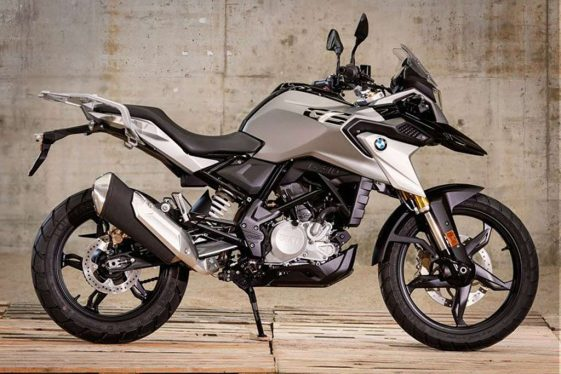 2018 BMW G310GS Black