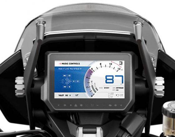 KTM my ride smartphone app Adventure Motorcycle