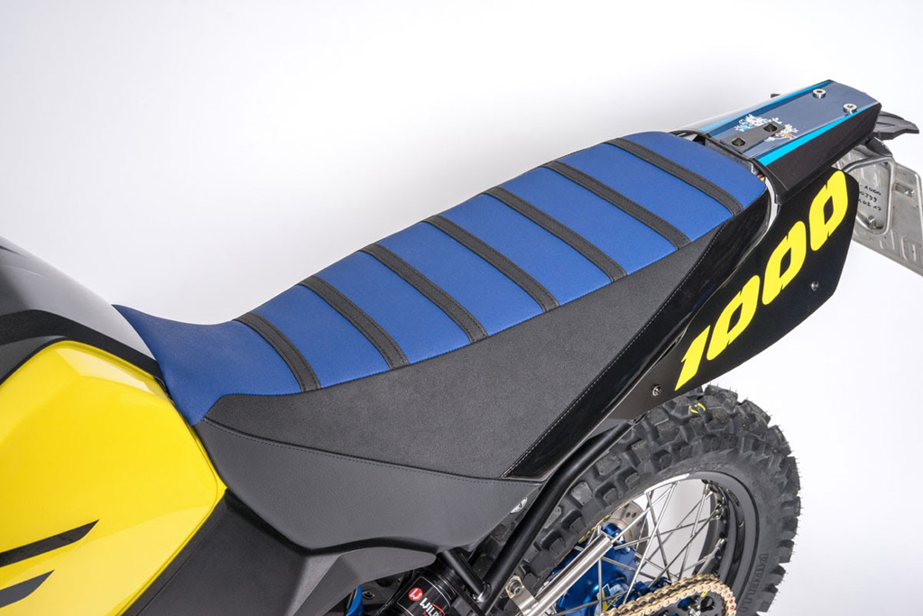 Awesome V Strom 1000 Goes Full Bore Off Road With New Upgrade Kit Gamerscity Chair Design For Home Gamerscityorg