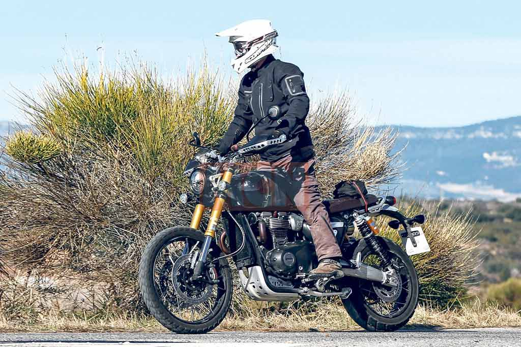 Touring Off Road Motorcycles