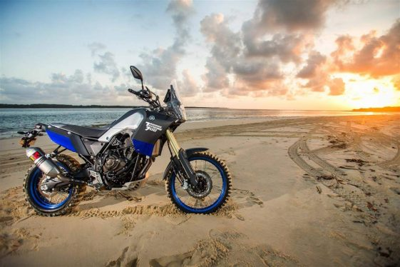 Yamaha Tenere 700 Kicks Off Its 2018 World Tour Adv Pulse
