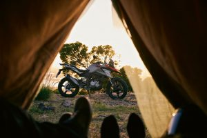 BMW G310GS adventure bike experience