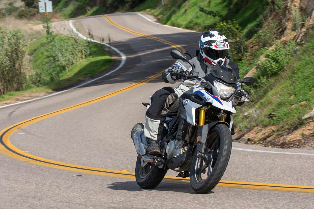 First Ride On The 2018 Bmw G310gs The Baby Gs Has Arrived
