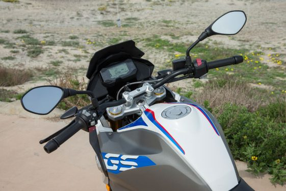 BMW G310GS Fuel Tank