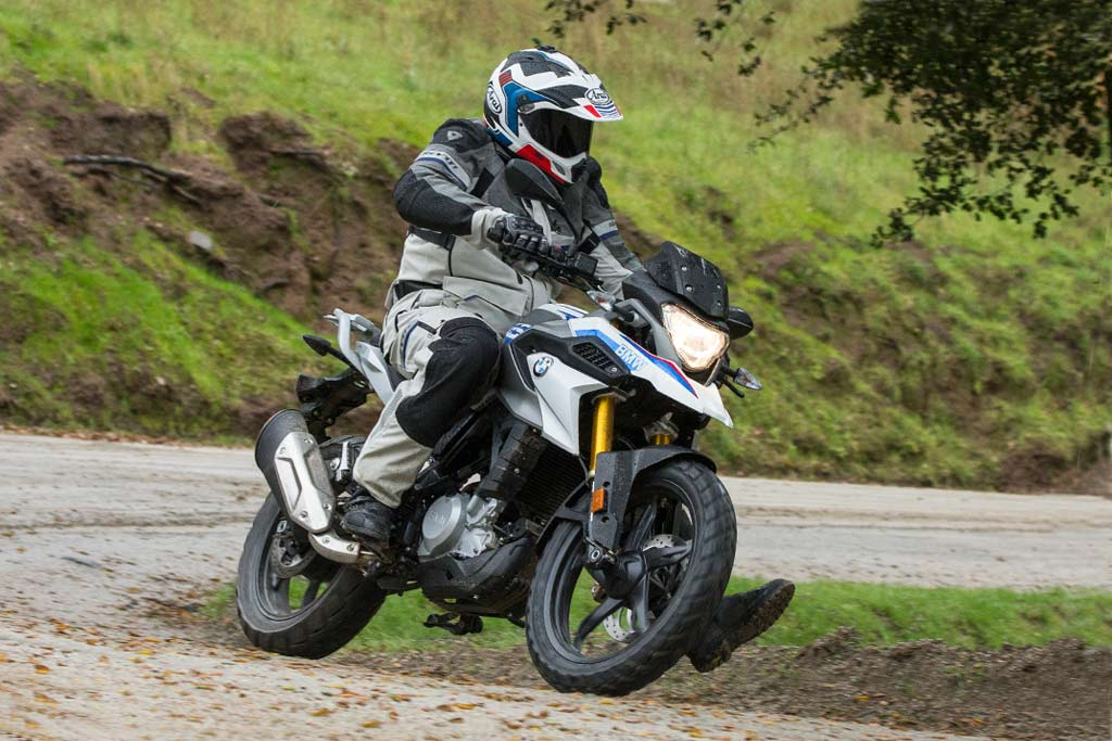 First Ride On The 2018 Bmw G310gs The Baby Gs Has
