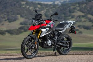 BMW G310GS first look