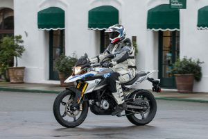 bmw g310gs city bike