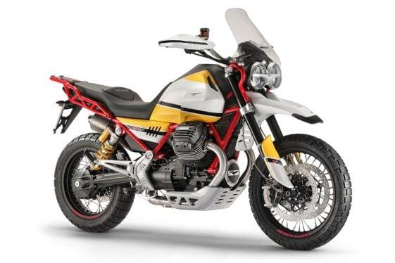 Moto Guzzi V85 Concept Adventure Bikes