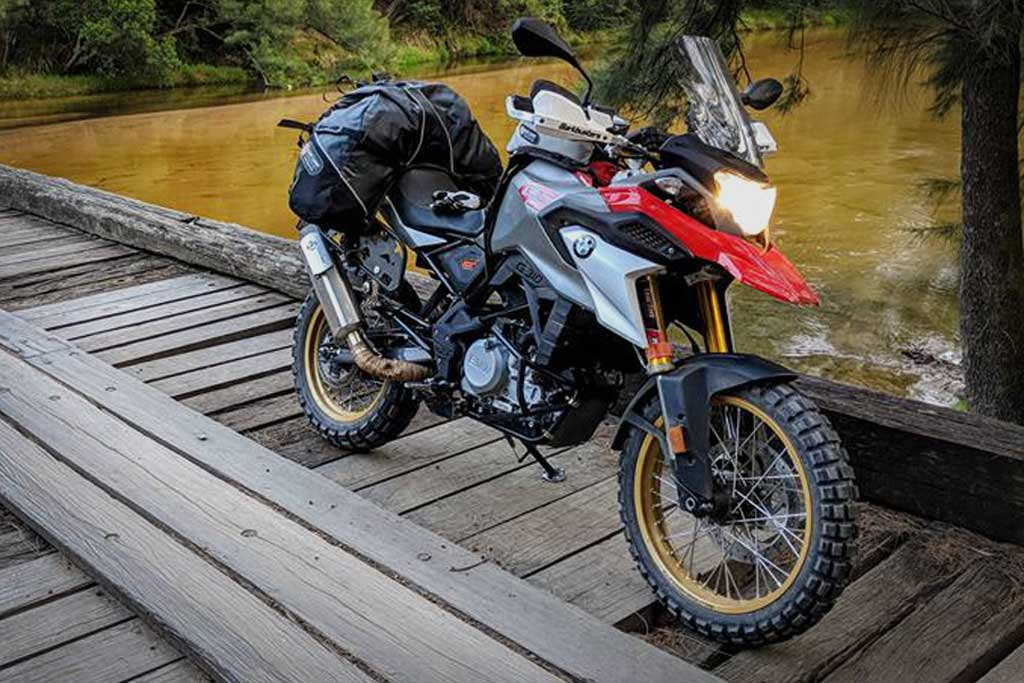 Rally Raid Launches Adventure Kit for the BMW G310GS ...