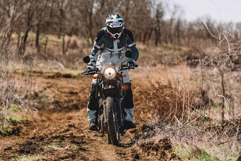 2018 Royal Enfield Himalayan First Ride - ADV Pulse