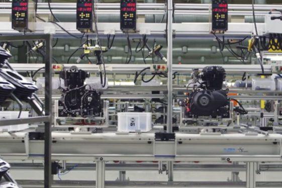 Royal Enfield Himalayan Chennai Factory