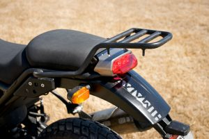 Royal Enfield Himalayan Luggage rack