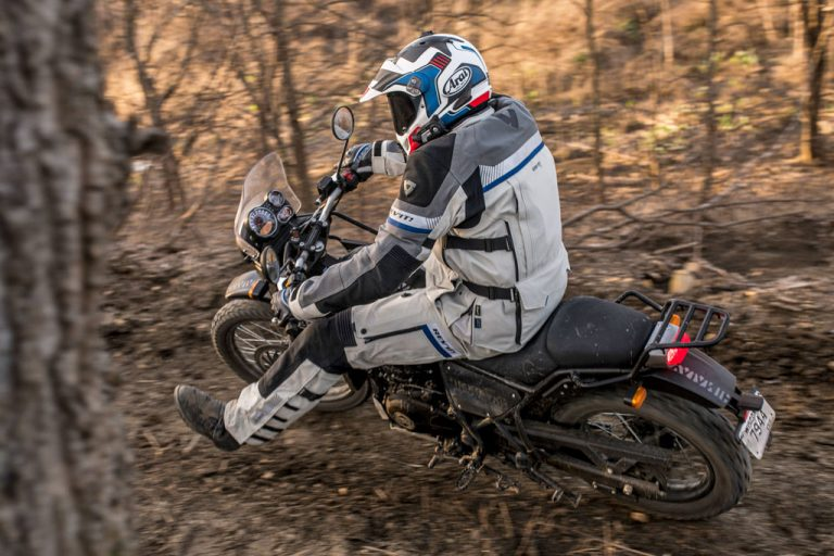 Royal Enfield Himalayan off-road