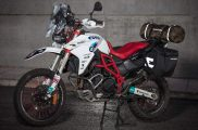 ultimate bmw f800gs rtw bike build modifications list modifications: • wp48  factory close chamber forks in the front with …