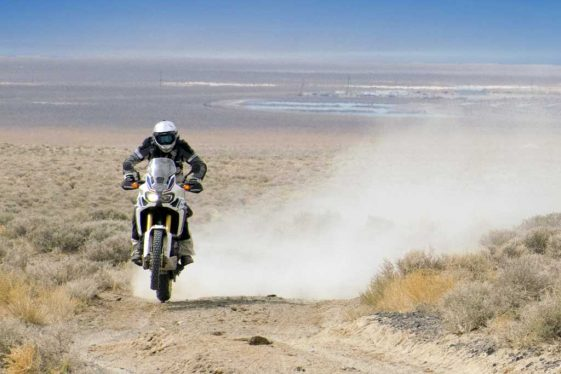 2018 Taste of Dakar on the Honda Africa Twin DCT