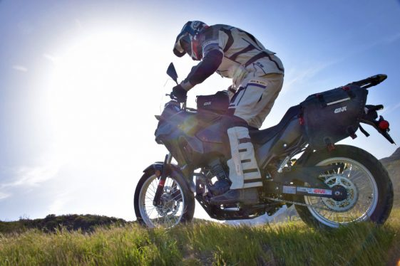 Kawasaki Versys-X 300 Long Term Build Adventure Motorcycle