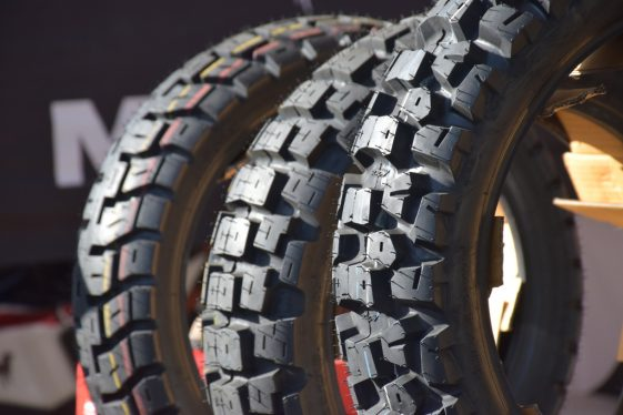 DOT Knobbies Adventure Motorcycle tires