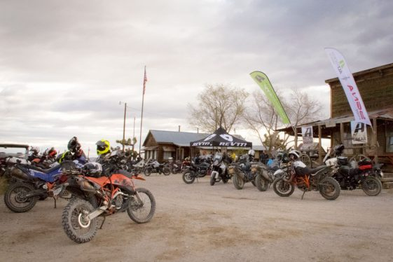 2018 Taste of Dakar on the Royal Enfield Himalayan and Honda Africa Twin DCT