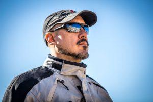 Battle Born adventure riding gear - Jacket Collar