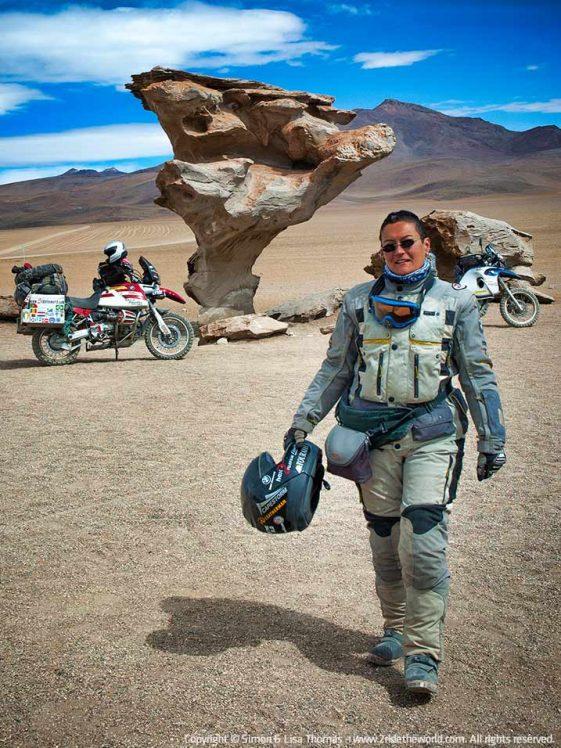 Top Gripes Women's Adventure Motorcycle Gear