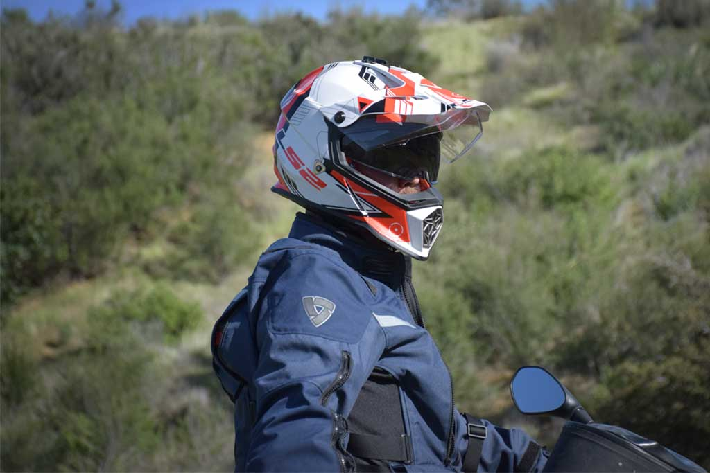 be927eab LS2 Pioneer: Feature-Rich Dual Sport Helmet on a Budget - ADV Pulse