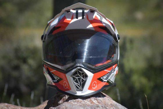 LS2 Pioneer Dual Sport Helmet on a Budget