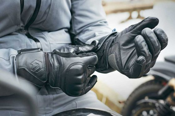 Reax Revzilla Adventure Motorcycle Gloves