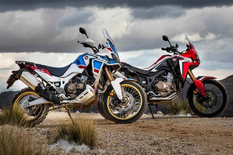 Honda CRF1100L Africa Twin Adventure Motorcycle