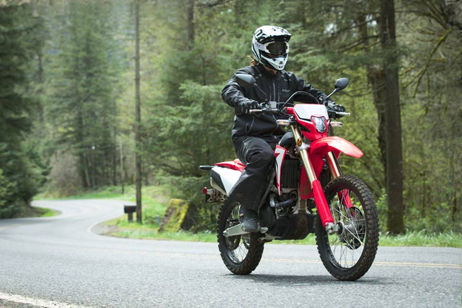 Honda CRF450L Unveiled: The Dual Sport Everyone's Been Wanting