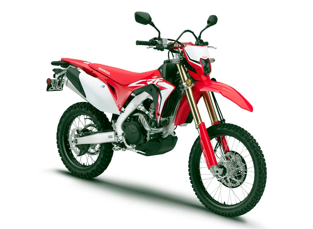 Honda CRF450L Unveiled: The Dual Sport Everyone's Been