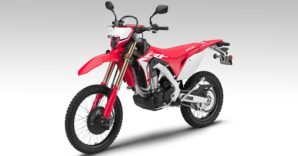 Crf L Dual Sport Motorcycle Fb Gray on Crf 450 Dual Sport