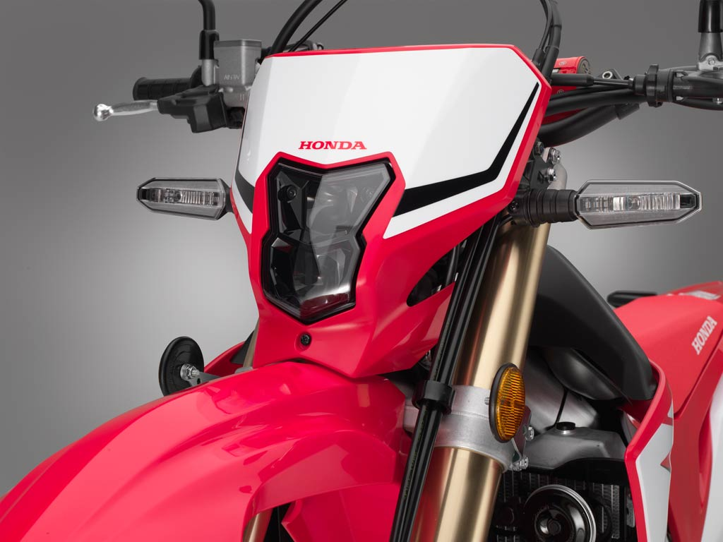 Honda Crf450l Unveiled The Dual Sport Everyones Been Wanting Motorcycle Engine Specifications 2019